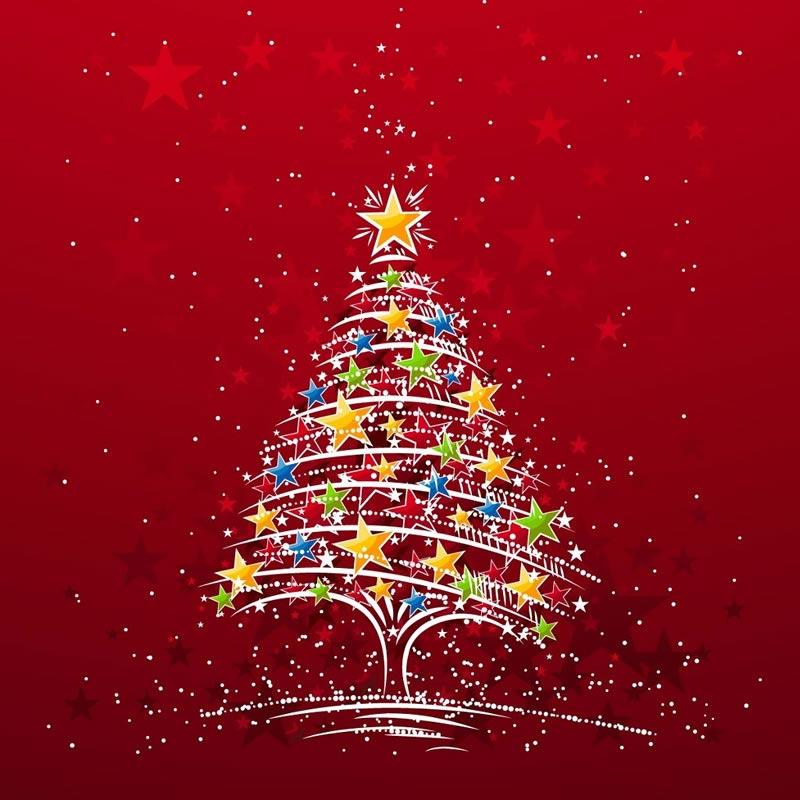 Disegno Di Albero Di Natale Stilizzato сanzoni Di Natale