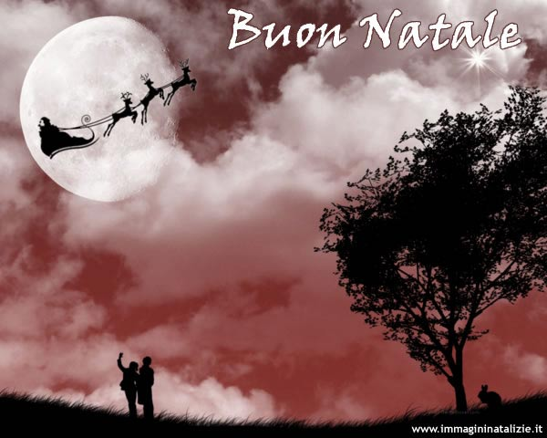 Auguri di Babbo Natale