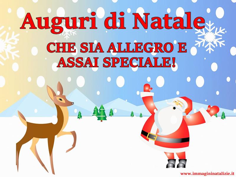 Buon Natale auguri