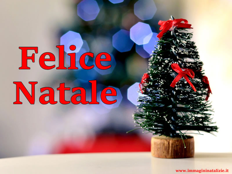 Felice Natale auguri