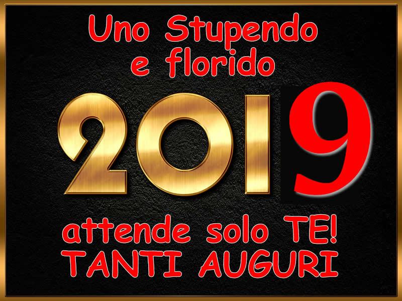 Foto Buon Anno 2019