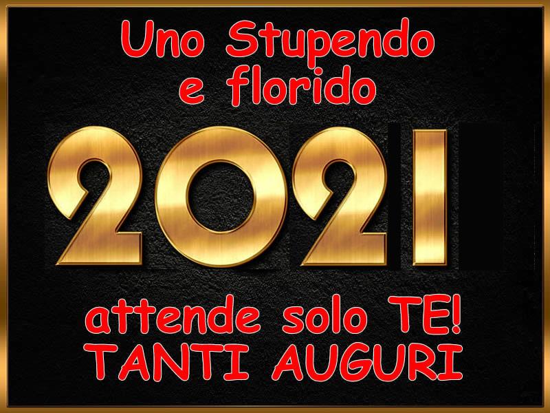 Foto Buon Anno 2021