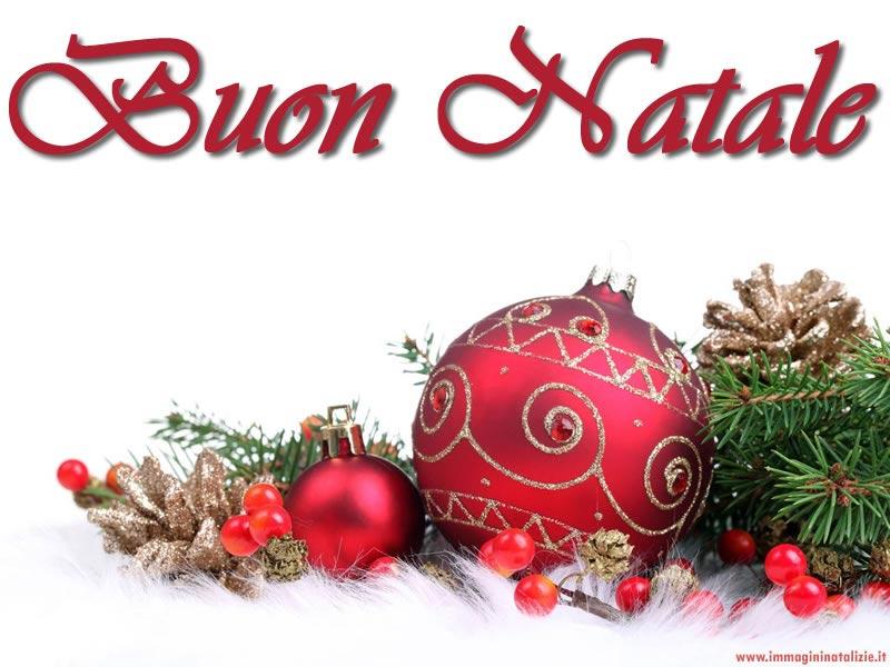 Immagini natalizie foto di natale palline for Immagini cartoline di natale
