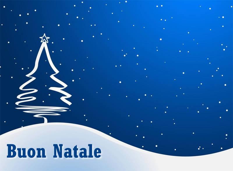 Immagini natalizie immagine buon natale auguri - Immagine di regali di natale ...