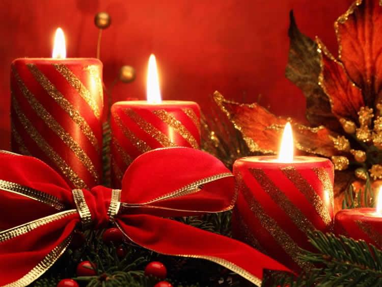 Immagine natalizia buon natale