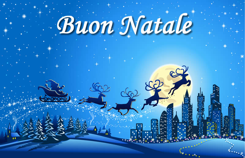 Immagine Natalizia Auguri di Natale