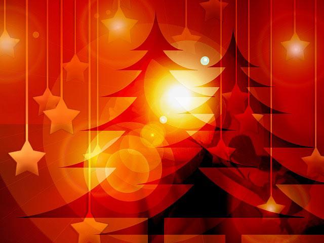 Immagini desktop Natalizie Albero di Natale