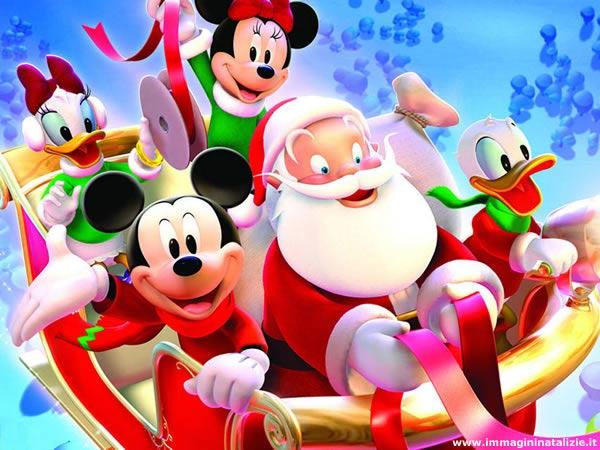 Immagini di Natale Disney