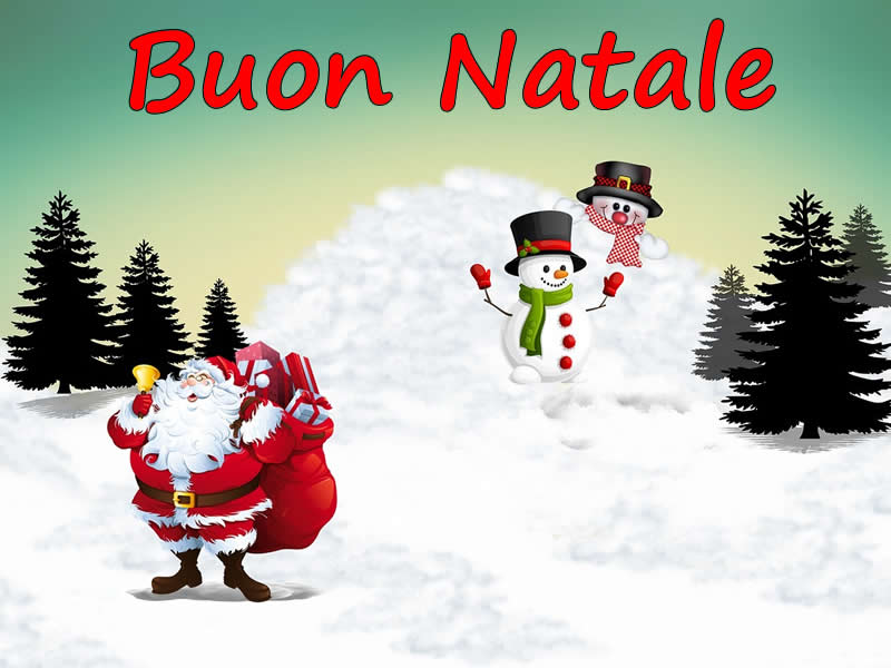 Immagini Natale per Whatsapp