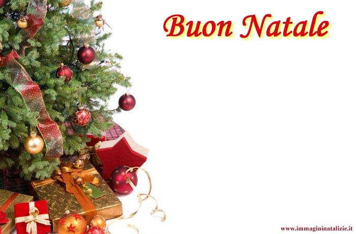Addobbo Buon Natale
