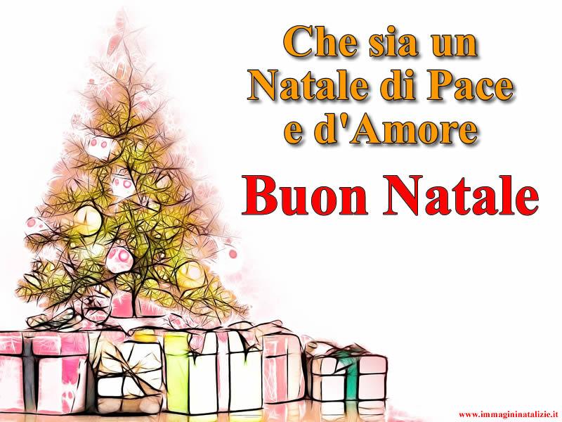 Immagini natalizie auguri Buon Natale