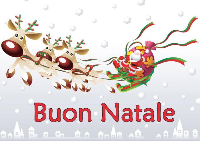 Scopri le tante immagini natalizie per fare gli auguri di - Immagini a colori di natale gratis ...