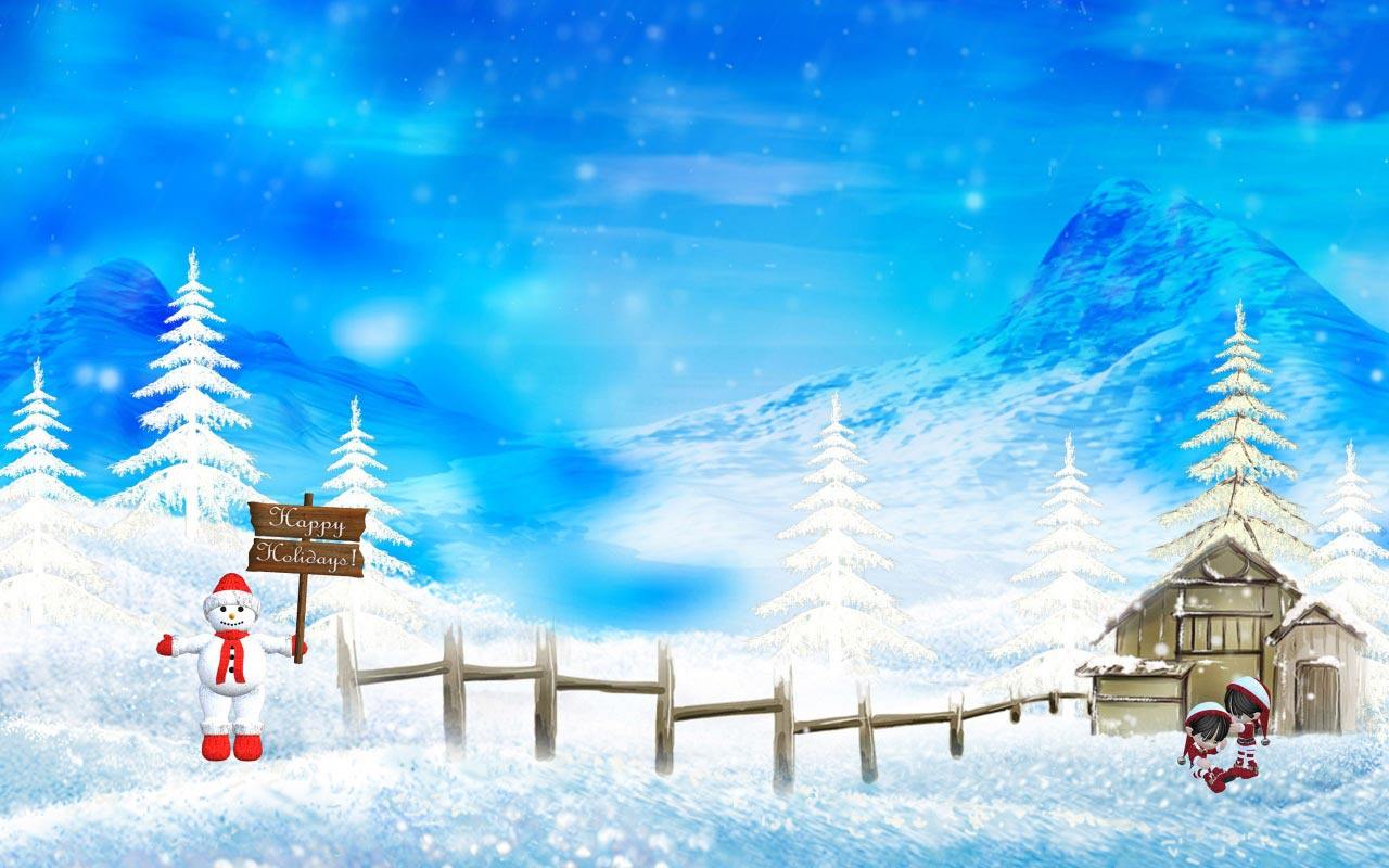 Immagini Natalizie Sfondi Desktop Natale