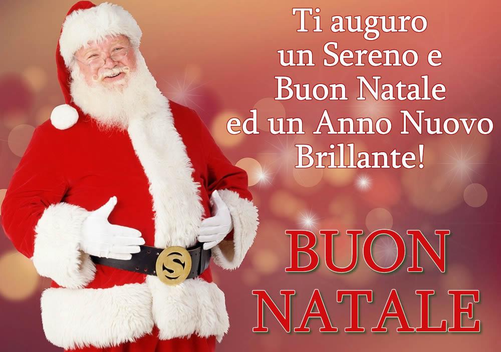 Sfondo Babbo Natale